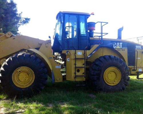Pala Cargadora Caterpillar 980 G Serie II