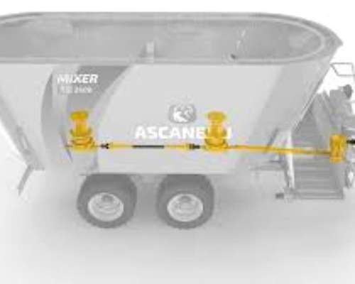 Mixers RS 2600 Ascanelli
