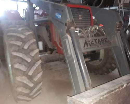 Massey Ferguson 292 Doble Traccion con Pala Frontal