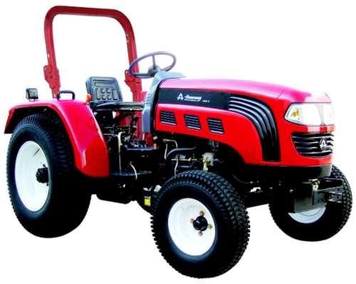 Tractor Hanomag 300 P - Vende Servicampo Tandil