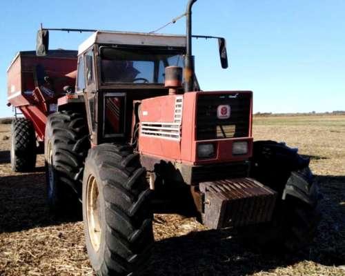 Tractor Fiat 140/90 Mod 97