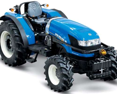 Tractor New Holland T D 75 F 4 W D
