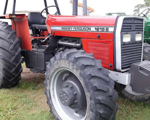 Liquidamos Massey Fergusson 1615 S Doble Traccion