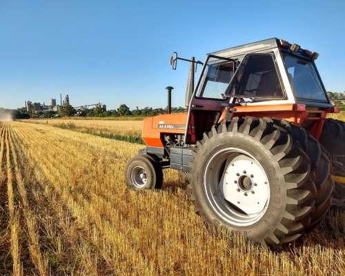 Tractor Deutz 120 Sincrom