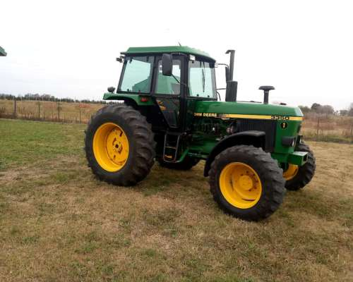 Tractor 3350 Cabina con Aire Impecable