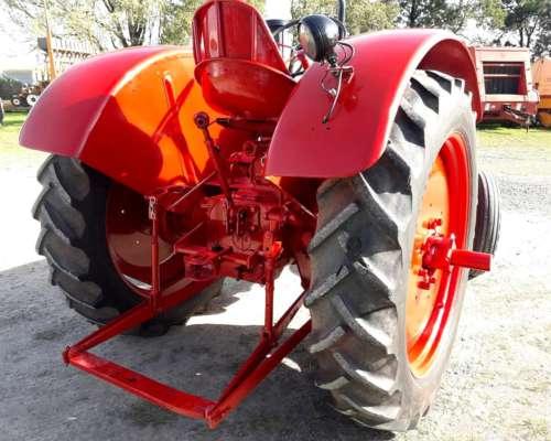 Tractor Hanomag 35 con Tres Puntos
