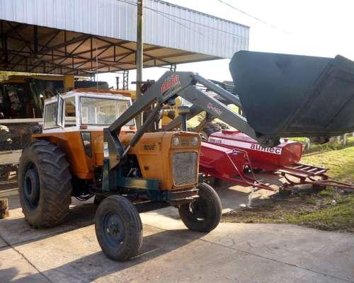 Tractor Fiat 800 con Pala Frontal el Ceibo Nueva