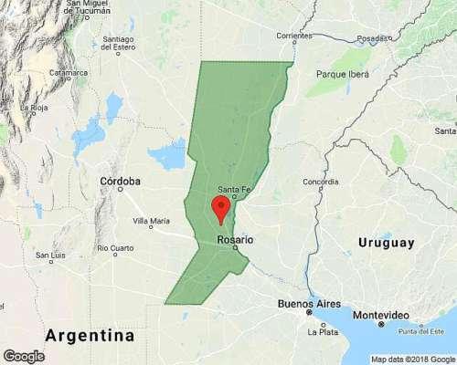 Campo Ganadero 450 Ha Entre Monje y Diaz a 80 km de Rosario