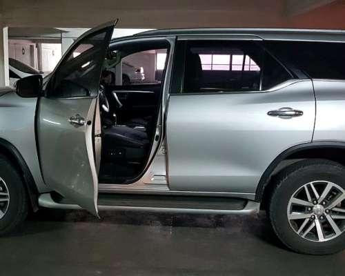 Toyota Sw4 Tope De Gama Año 2018 36 Mil Km