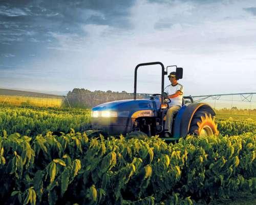 Tractor New Holland Tt3840, Nuevo