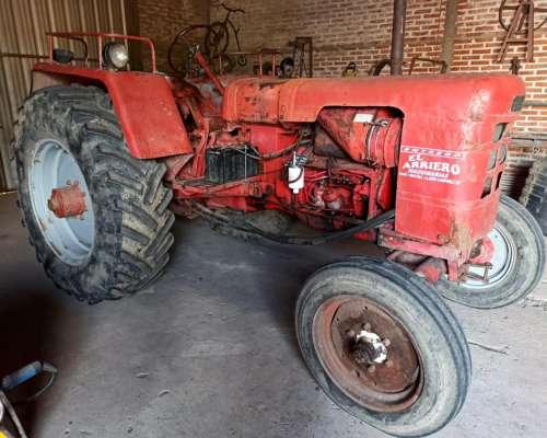 Tractor Fahr Modelo 65 3 Cilindros