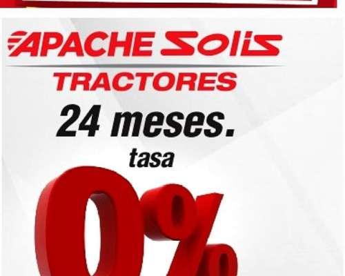 Apache Solis 90 4X4 Financiacion 12 Meses en Pesos