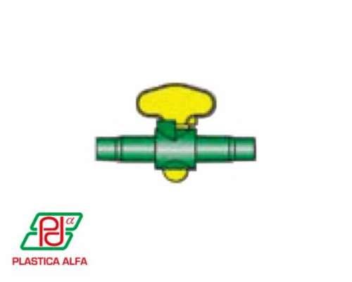 Accesorio Microtubo - Microválvula Plástica Alfa