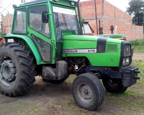Tractor Agco Allis 6.110, Tres Arroyos