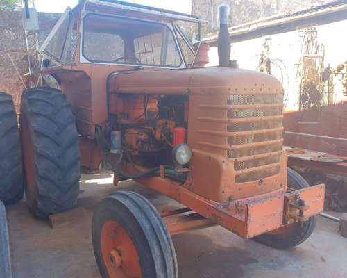 Tractor Fiat 60 Impecable