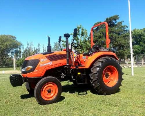 Tractor Hanomag TR60 - Vende Servicampo Tandil