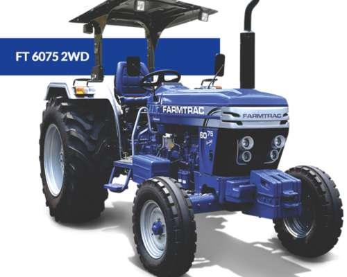 Tractor Farmtrac. 75 HP Tracc Simple