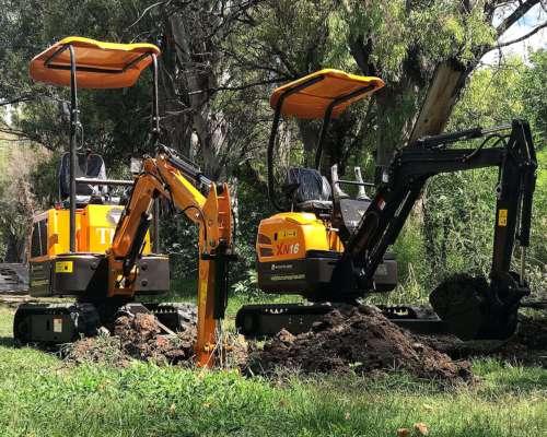 Excavadora XN16 Taurus Nueva