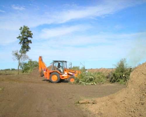 Limpieza de Campos en Argentina