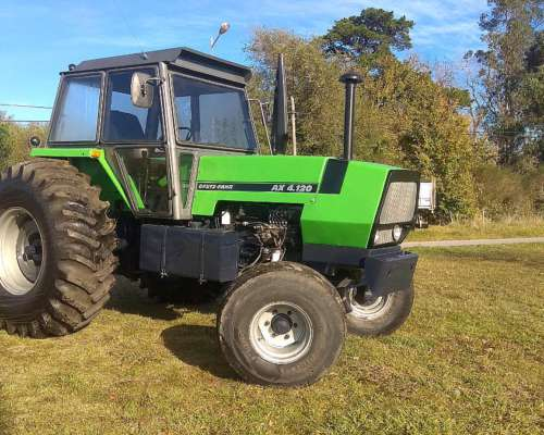 Deutz Fahr AX4.120 Sincron