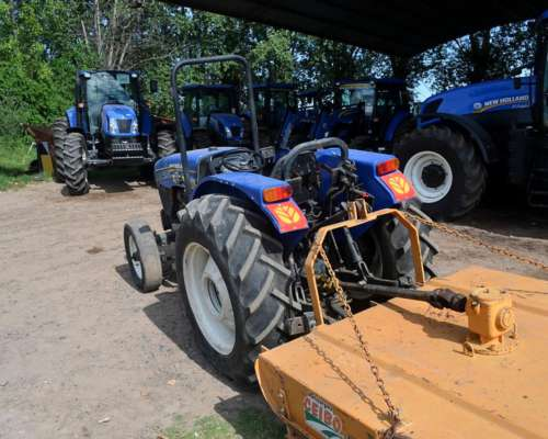 Tractor New Holland Tt65,usado, en Buen Estado