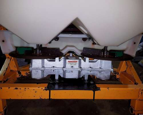 Pozzi EDR 1.5 L Seminueva