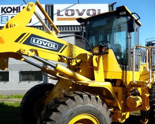 Pala Cargadora Lovol FL938 2m 3000kg