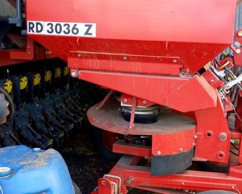 Fertilizadora Yomel RD 3036, Tres Arroyos