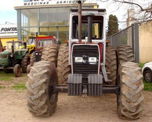 Massey Ferguson 1380s4, 180hp.