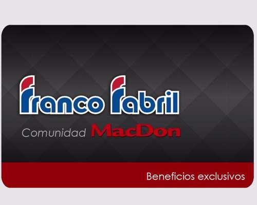 Comunidad Macdon - Franco Fabril SA
