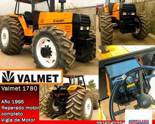 Tractor Valmet 1780 Impecable