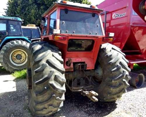 Tractor Massey Ferguson 1215 S - año 1990 - Buen Estado