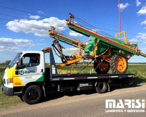 Marisi Logística y Servicios - Transporte Maquinarias
