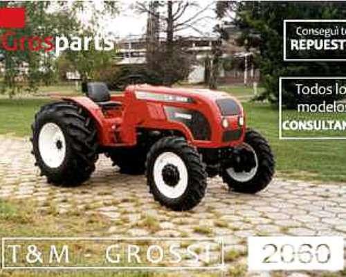 Repuestos Tractores Universal T y M Grossi Universal
