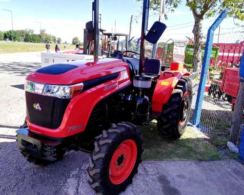 Tractor Hanomag Stark TR65 65 HP 4X4 0 km