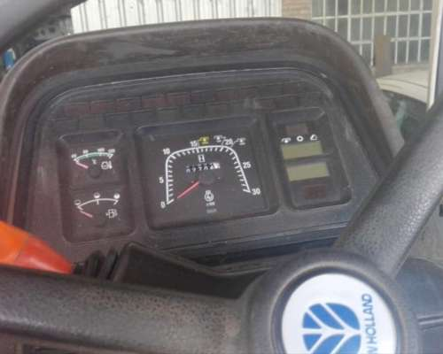 New Holland TM135 Powershift
