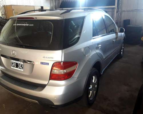 Mercedes Benz ML 320 CDI