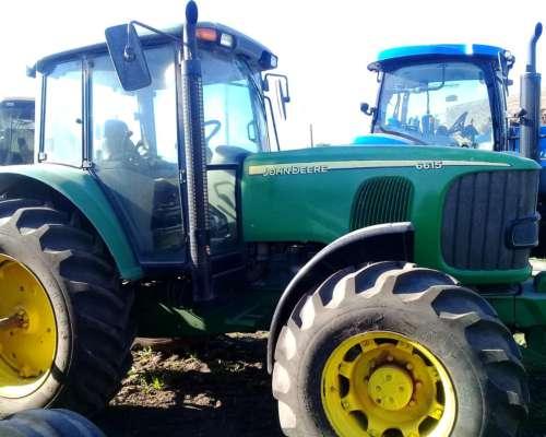 Tractor John Deere 6615- Oferta