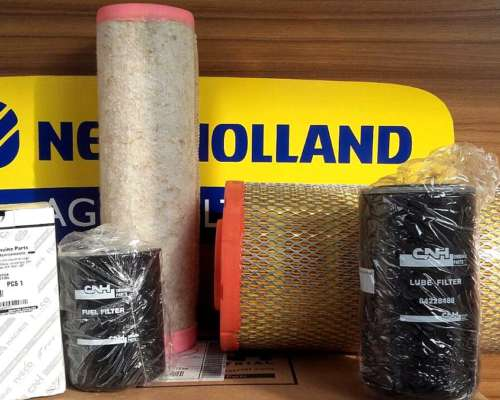 Filtros para Cr/tractores New Holland Consultas: 3385-436701