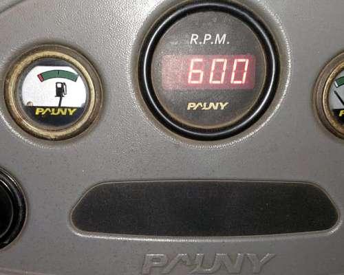 Tractor Pauny 250a, Pehuajo