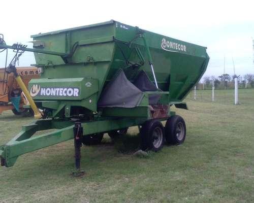 Mixer Montecor Horizontal 10 M3