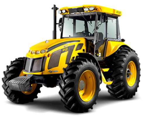 Tractor Pauny 250 a EVO