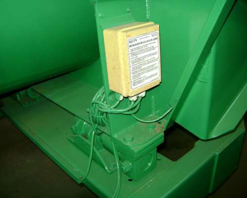 Mixer Tecnocar de 6 Metros Cubicos