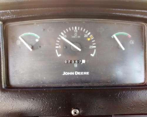 John Deere 7505, Duales, Disponible