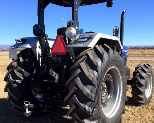 Tractor Farmtrac (ford) 90hp DT