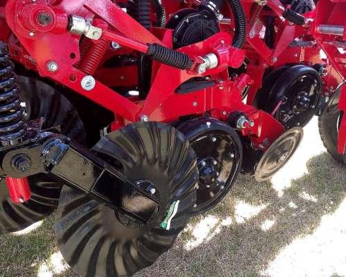 2126 con Kit Neumáticos Precisión Planting