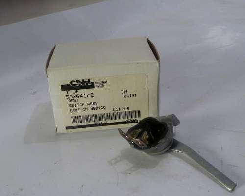 537641r2 - Fin CARRER.DESC.1688 Case IH