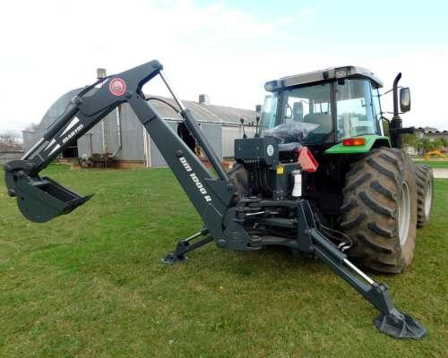 Retroexcavadora Om-1000-r para Tractores Agrícolas.