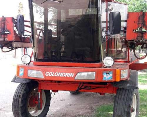 Fumigadora Golondrin 2900 Litros año 2004