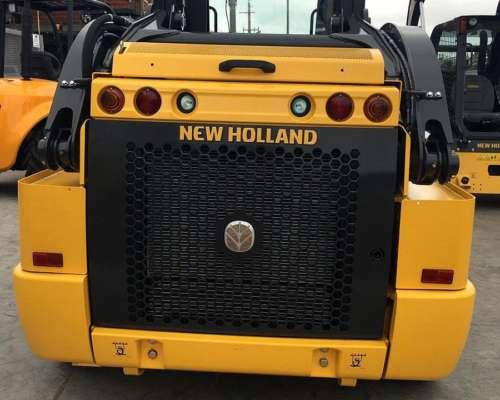 Minicargadora New Holland L220. año 2018. Made IN U.s.a